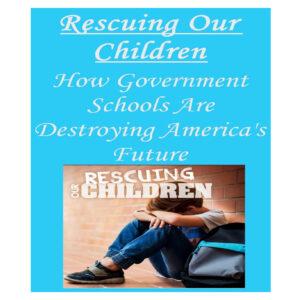 Rescuing Our Children DVD